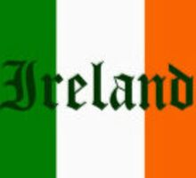 Ireland Sticker Sticker