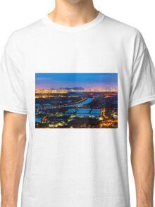 Sunset ponds Classic T-Shirt