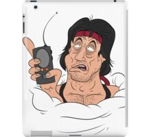 John Rambo iPad Case/Skin
