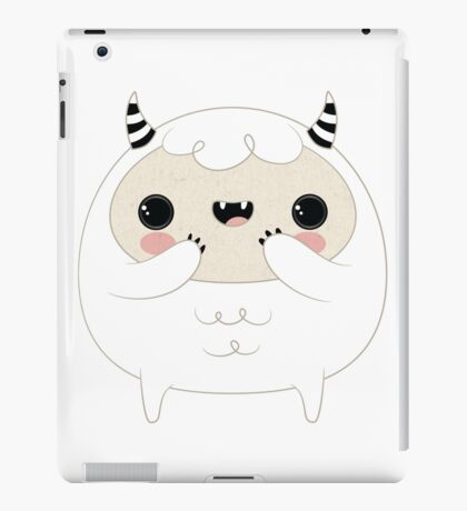 Little Yeti iPad Case/Skin