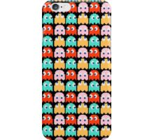 Pacman - All the Ghosts - Vintage iPhone Case/Skin