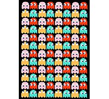 Pacman - All the Ghosts - Vintage Photographic Print