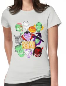 Halloween Squad Womens Fitted T-Shirt