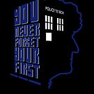 You Never Forget Your First - Doctor Who 3 Jon Pertwee by JadBean