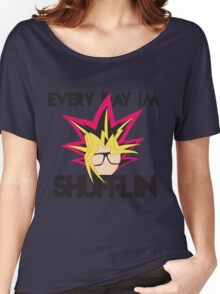 Every Day I'm Shufflin' Women's Relaxed Fit T-Shirt
