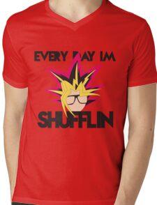 Every Day I'm Shufflin' Mens V-Neck T-Shirt