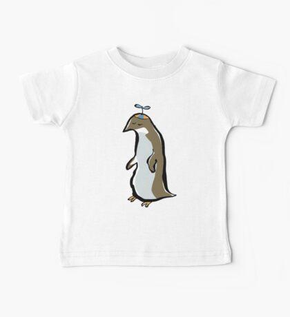 propellerhat penguin Baby Tee