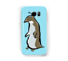 propellerhat penguin Samsung Galaxy Case/Skin