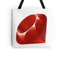Ruby - Programming Language Logo Tote Bag