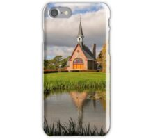 Grand-Pre Church iPhone Case/Skin