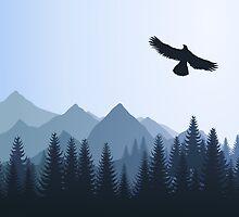 Eagle by Aleksander1