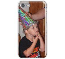 the birthday boy iPhone Case/Skin