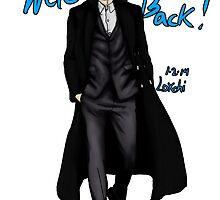 Sherlock Returns! by Loxchi