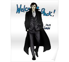 Sherlock Returns! Poster