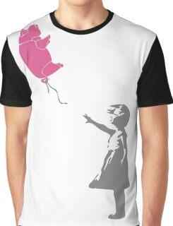 Pigballoon Graphic T-Shirt