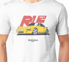 Ruf CTR Yellowbird (yellow) Unisex T-Shirt