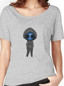 Eyeless Jack Creepy Pasta Women's Relaxed Fit T-Shirt