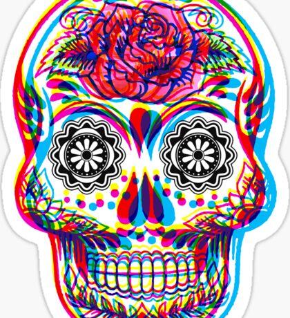 Skullduggery Sticker