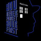 You Never Forget Your First - Doctor Who 7 Sylvester McCoy by JadBean