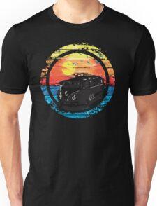 VW / Volkswagen Kombi Sunset Design Unisex T-Shirt