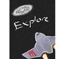 Explore Photographic Print