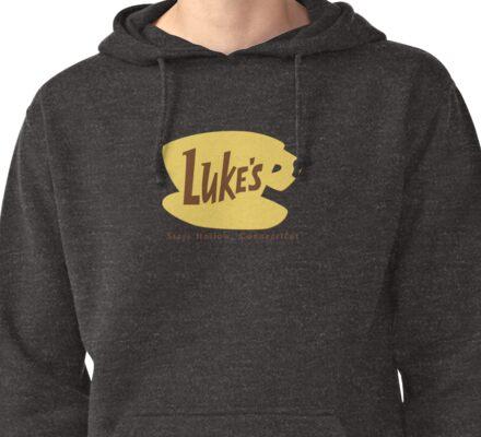 Lukes Diner Pullover Hoodie