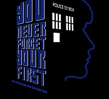 You Never Forget Your First - Doctor Who 8 Paul McGann by JadBean