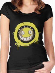 JUNKRAT Women's Fitted Scoop T-Shirt