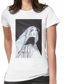 See Womens Fitted T-Shirt