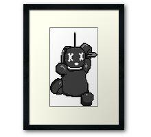 HBS Bunny 1 Framed Print