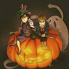 Sherlockian Hallowen by thenizu