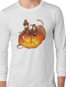 Sherlockian Hallowen Long Sleeve T-Shirt
