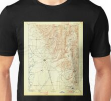 USGS TOPO Map California CA Chico 299270 1895 125000 geo Unisex T-Shirt