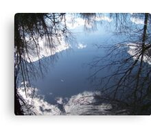Quiet Reflections Canvas Print