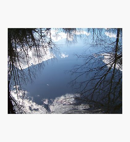 Quiet Reflections Photographic Print