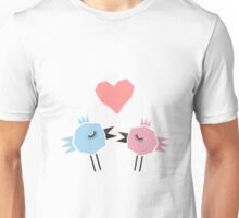 Love a bird Unisex T-Shirt