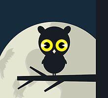 Owl by Aleksander1