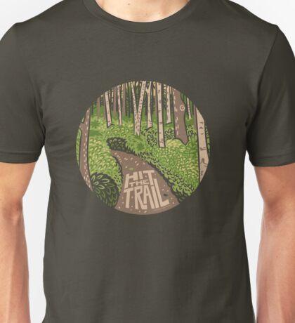 Hit the Trail Unisex T-Shirt