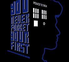 You Never Forget Your First - Doctor Who 11 Matt Smith by JadBean