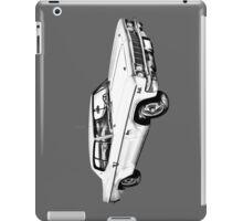 1966 Chevrolet Caprice 427 Car Illustration iPad Case/Skin