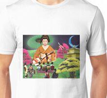 GEISHAS IN THE PARK Unisex T-Shirt