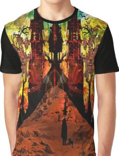 Gothic Hill Graphic T-Shirt