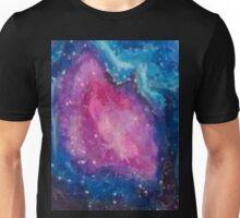 Galaxies And Nebulas - Acrylic Painting Unisex T-Shirt