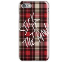 Mr Schneebly? iPhone Case/Skin