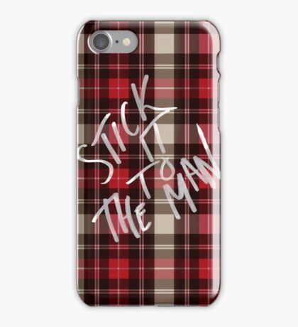 Mr Schneebly? iPhone Case/Skin