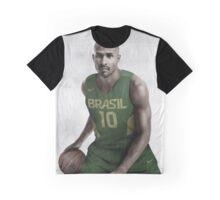 Leondro Barbosa Graphic T-Shirt