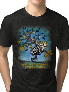 Beetlegrinch Tri-blend T-Shirt