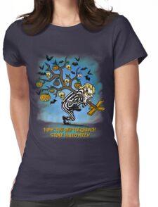 Beetlegrinch Womens Fitted T-Shirt