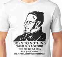 WORLD IS A SPOOK Unisex T-Shirt