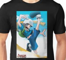 Adventure Time With Finn And Jake (2) Unisex T-Shirt